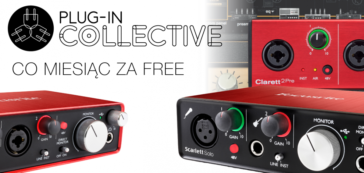 """Plugin-Collective"" Focusrite"