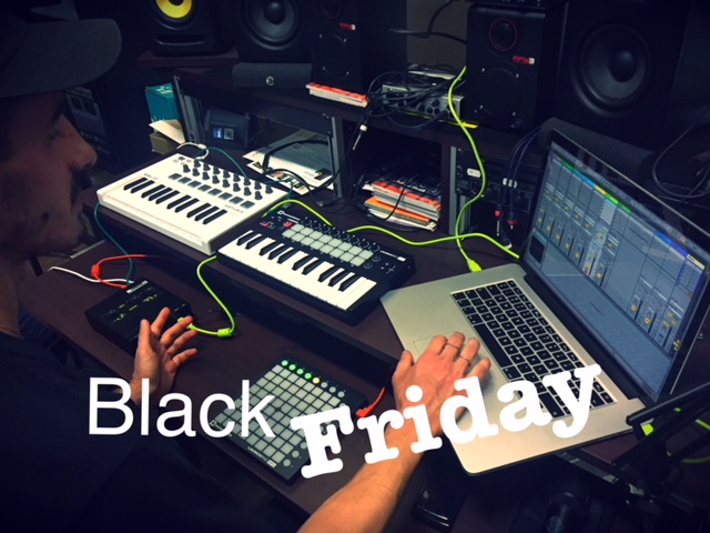 Black Friday w Music-Shop / Focusrite / NOVATION już teraz!