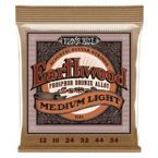 Ernie Ball Earthwood MEDIUM LIGHT PHOSPHOR BRONZE ALLOY. (struny do gitary akustycznej) 2146