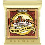 Ernie Ball Earthwood MEDIUM LIGHT (struny do gitary akustycznej) 2003