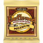Ernie Ball Earthwood MEDIUM (struny do gitary akustycznej) 2002