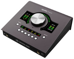 Apollo TWIN MKII QUAD - interfejs audio