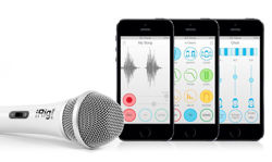 IK Multimedia iRig Voice Blue