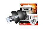 Alpine Party Plug Black