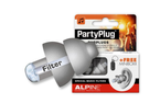 Alpine Party Plug Silver/Grey