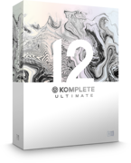 Native Instruments Komplete 12 Ultimate Collector's Edition - pakiet banków brzmień