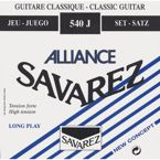 Savarez 540J Alliance High Tension struny do gitary klasycznej