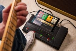 IK iRig STOMP I/O - Interfejs audio/ Pedalboard